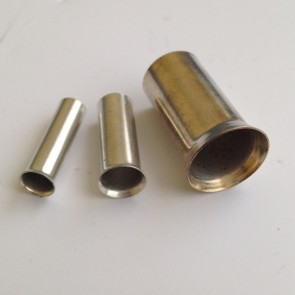 Adereindhuls 6mm², L=12mm (verpakking à 100 stuks)