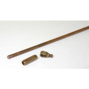 Aardstaaf 1/2 inch L=1200mm