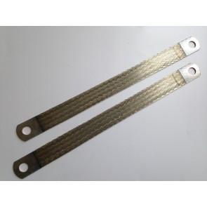 Plat vertinde Litze 10mm², L=200mm