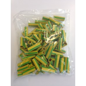 Tule A2 groen/geel