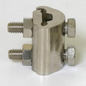 Parallelklem t.b.v. 2 geleiders 6-50mm²